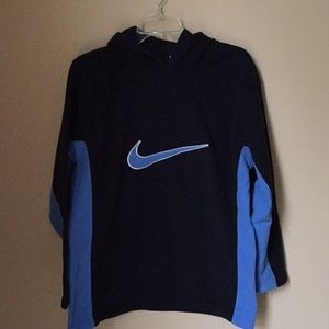 NWT Boy's Nike Fleece Hooded Pullover Sweatshirt